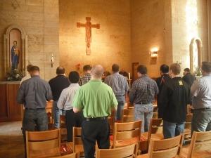 prayingatseminary